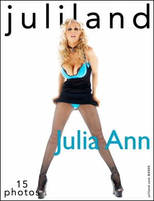 Julia Ann - `002` - by Richard Avery for JULILAND