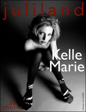 Kelle Marie - `003` - by Richard Avery for JULILAND