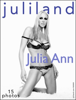 Julia Ann - `003` - by Richard Avery for JULILAND