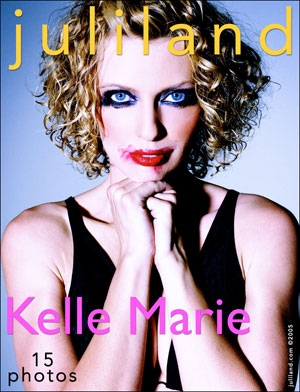Kelle Marie - `004` - by Richard Avery for JULILAND