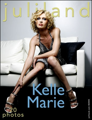 Kelle Marie - `007` - by Richard Avery for JULILAND