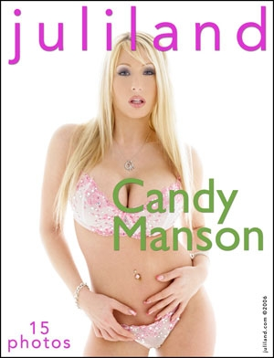 Candy Manson - `003` - by Richard Avery for JULILAND