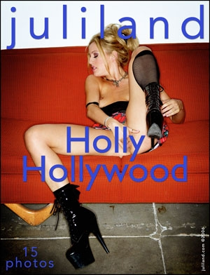 Holly Hollywood - `001` - by Richard Avery for JULILAND