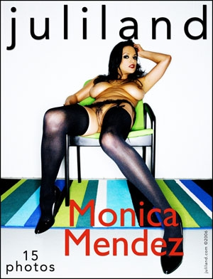 Monica Mendez - `005` - by Richard Avery for JULILAND