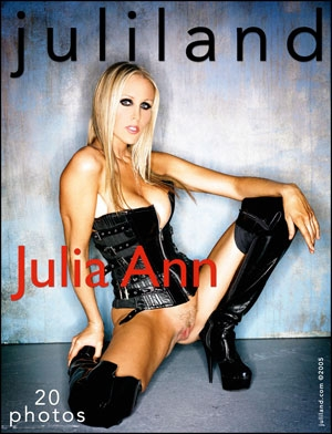 Julia Ann - `004` - by Richard Avery for JULILAND