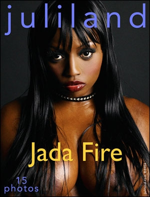 Jada Fire - `002` - by Richard Avery for JULILAND