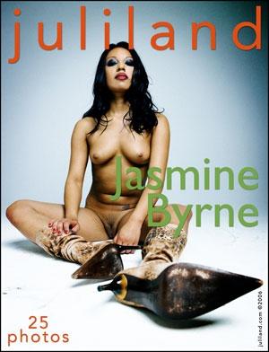 Jasmine Byrne - `002` - by Richard Avery for JULILAND
