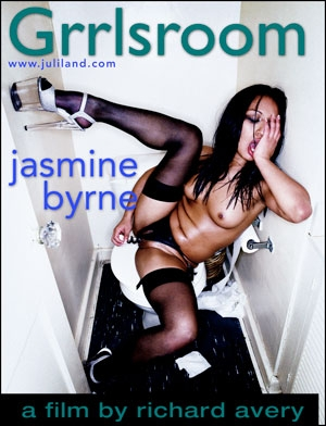 Jasmine Byrne - `Grrlsroom5` - by Richard Avery for JULILAND