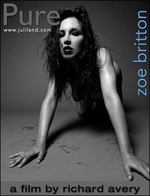 Zoe Britton - `Pure` - by Richard Avery for JULILAND