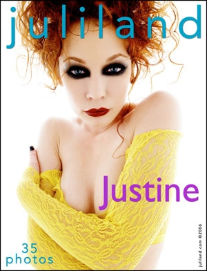 Justine Joli in 006 gallery from JULILAND by Richard Avery