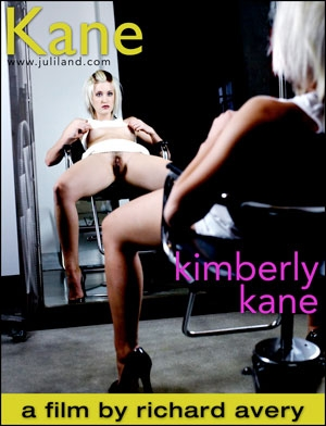 Kimberly Kane - `Kane` - by Richard Avery for JULILAND