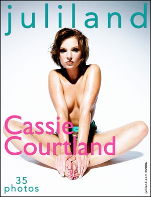 Cassie Courtland - `002` - by Richard Avery for JULILAND