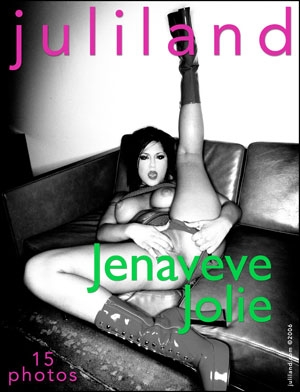 Jenaveve Joli - `004` - by Richard Avery for JULILAND
