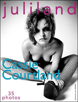Cassie Courtland - `005` - by Richard Avery for JULILAND