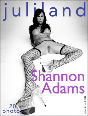 Shannon Adams - `002` - by Richard Avery for JULILAND