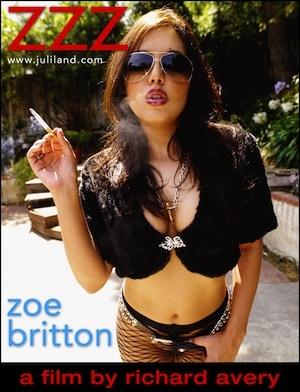 Zoe Britton - `Zzz` - by Richard Avery for JULILAND