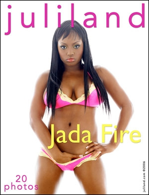 Jada Fire - `004` - by Richard Avery for JULILAND