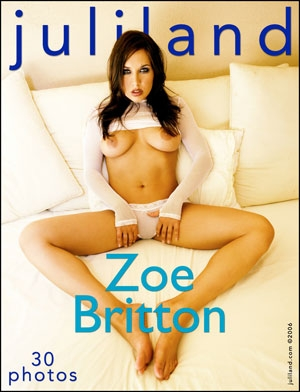 Zoe Britton in 004 gallery from JULILAND by Richard Avery