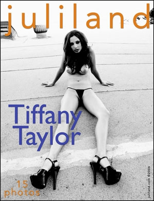 Tiffany Taylor - `004` - by Richard Avery for JULILAND