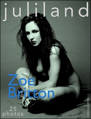 Zoe Britton - `005` - by Richard Avery for JULILAND