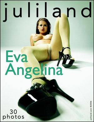 Eva Angelina - `002` - by Richard Avery for JULILAND