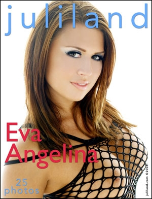 Eva Angelina - `001` - by Richard Avery for JULILAND