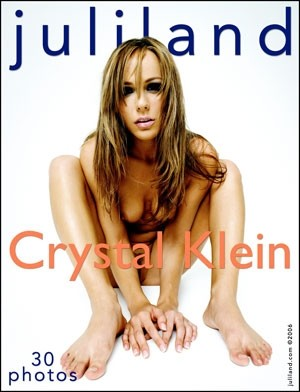 Crystal Klein - `001` - by Richard Avery for JULILAND