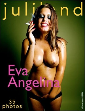 Eva Angelina - `004` - by Richard Avery for JULILAND