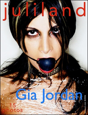 Gia Jordan - `007` - by Richard Avery for JULILAND