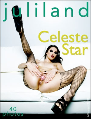 Celeste Star - `003` - by Richard Avery for JULILAND