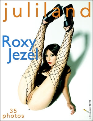 Roxy Jezel - `003` - by Richard Avery for JULILAND