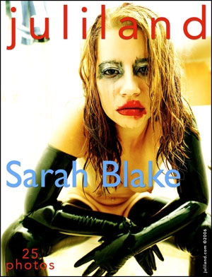 Sarah Blake - `005` - by Richard Avery for JULILAND