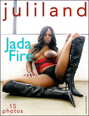 Jada Fire - `006` - by Richard Avery for JULILAND