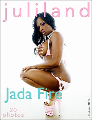 Jada Fire - `005` - by Richard Avery for JULILAND