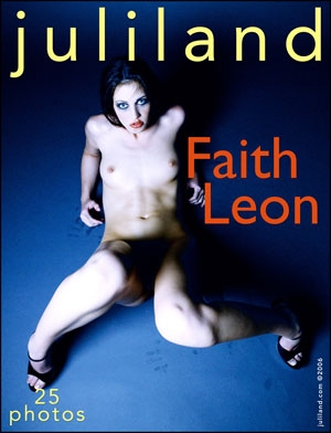Faith Leon - `002` - by Richard Avery for JULILAND
