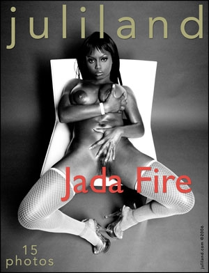 Jada Fire - `009` - by Richard Avery for JULILAND