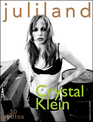 Crystal Klein - `004` - by Richard Avery for JULILAND