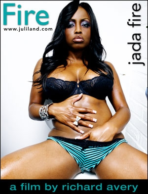 Jada Fire - `Fire` - by Richard Avery for JULILAND