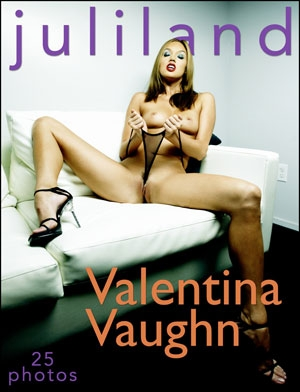 Valentina Vaughn - `007` - by Richard Avery for JULILAND