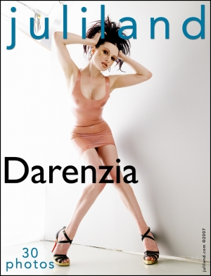 Darenzia in 003 gallery from JULILAND by Richard Avery