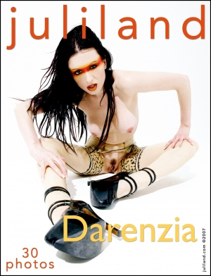 Darenzia - `004` - by Richard Avery for JULILAND