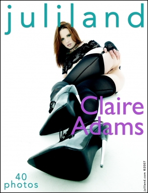 Claire Adams - `001` - by Richard Avery for JULILAND