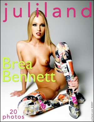 Brea Bennet - `004` - by Richard Avery for JULILAND