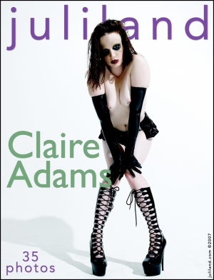 Claire Adams - `006` - by Richard Avery for JULILAND