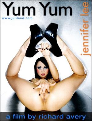 Jennifer Lee - `Yum Yum` - by Richard Avery for JULILAND
