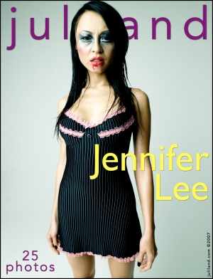 Jennifer Lee - `004` - by Richard Avery for JULILAND