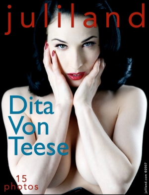 Dita Von Teese - `004` - by Richard Avery for JULILAND