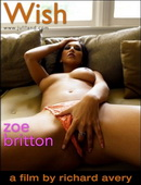 Zoe Britton in Wish video from JULILAND by Richard Avery
