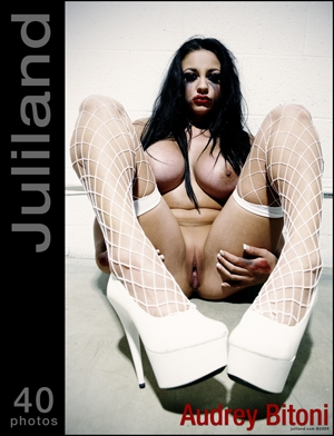Audrey Bitoni - `024` - by Richard Avery for JULILAND
