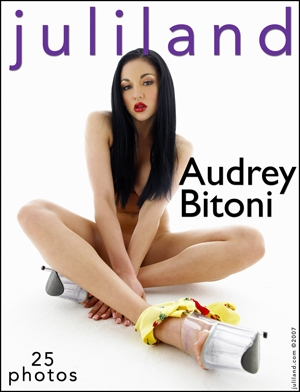 Audrey Bitoni - `001` - by Richard Avery for JULILAND
